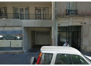 Location de Parking abrité : 10 Rue de la Cour des Noues 75020 Paris
