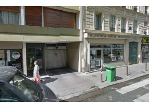 Location de Box / Garage : 19 Rue Brézin, 75014 Paris, France