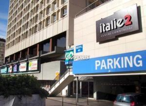 parking paris avenue d 39 italie parkadom. Black Bedroom Furniture Sets. Home Design Ideas