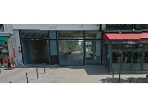 Location de Parking abrité : 2 Rue Henri Desgrange 75012 Paris
