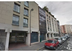 Location de Parking abrité : 149 Rue Léon-Maurice Nordmann 75013 Paris