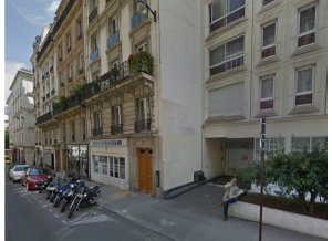 Location de Parking abrité : 39 Rue Condorcet 75009 Paris