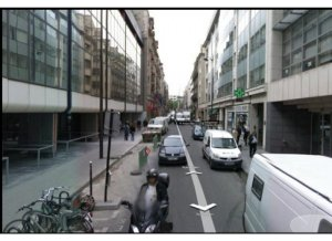 Location de Parking abrité : 18 Rue de Berri 75008 Paris
