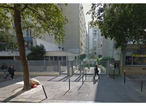 Location de Box / Garage : 36 Rue du Borrégo 75020 Paris