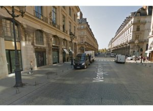 Location de Parking abrité : 2 Place Vendôme 75001 Paris