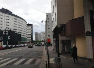 Location de Parking abrité : 3 Rue de Boulainvilliers, 75016 Paris, France