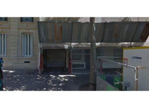 Location de Parking abrité : 82 Boulevard Malesherbes 75008 Paris