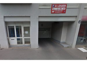 Location de Parking abrité : 14 Rue de Bercy, France