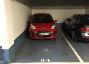 Location de Parking extérieur : 12/14 Passage Lathuille, Paris, France