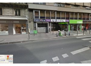 Location de Parking abrité : 92 Rue Saint-Lazare, Paris, France