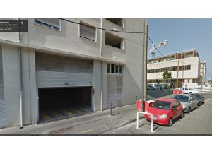 Location de Parking abrité : 14 Rue Jean François Leca, Marseille, France