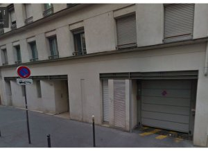 Location de Parking abrité : 114 Rue de Charenton, Paris, France