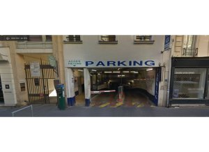 Location de Parking abrité : 27 Rue Mazarine, Paris, France