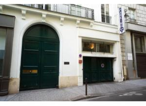 Location de Parking abrité : 41 Rue du Sentier, Paris, France