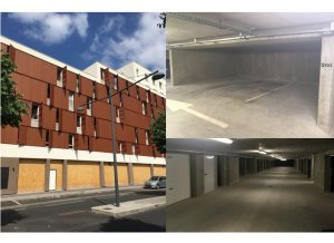 Location de Parking abrité : 74 Avenue Galline, 69100 Villeurbanne, France