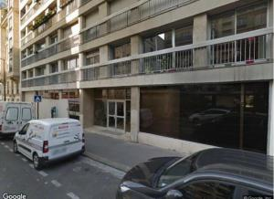 Location de Parking abrité : 11 Rue Baron, 75017 Paris, France