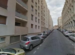 Place de parking à louer : 8 Rue Palestro, 13003 Marseille, France