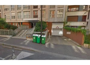 Location de Parking abrité : 27 Rue Cavendish, Paris, France