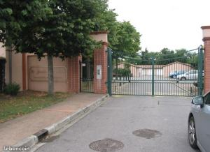 Photo du parking 15 Allée Gabrielle de Coignard, 31100 Toulouse, France