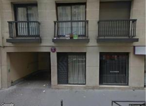 Location de Parking abrité : 5 Rue Falguière, Paris-15E-Arrondissement, France