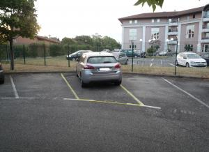 Location de Parking extérieur : 1 Impasse Louis Tharaud, 31300 Toulouse, France