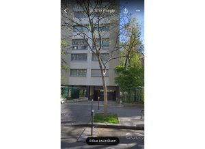 Location de Parking abrité : 10 Rue Louis Blanc, 75010 Paris, France
