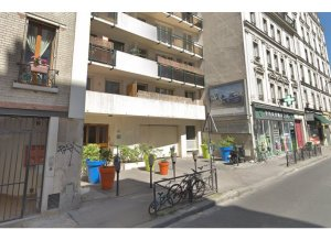 Location de Parking abrité : 93 Rue de Bagnolet, Paris, France