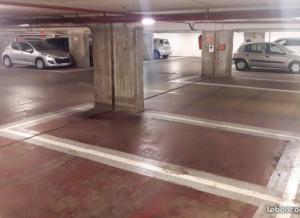 Location de Parking abrité : 50 Rue du Disque, Paris, France