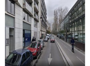 Location de Parking abrité : 19 Quai de la Seine, Paris, France