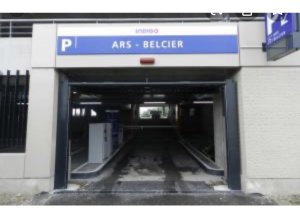 Location de Parking abrité : 18 Rue des Maraîchers, Bordeaux, France